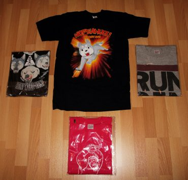 Ginga T-shirts